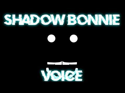 [FNAF SFM] Shadow Bonnie Voice by David Near