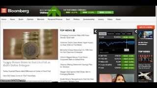 Top 10 Stocks & Shares Websites - Finance / Tools for Investing