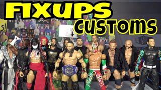 WWE Figure Fixups And custom Ideas