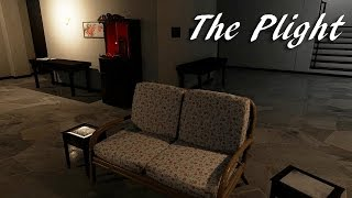 【阿津】The Plight 恐怖遊戲 - 虐魔奶奶