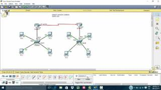Inter-vlan,OSPF  and DHCP