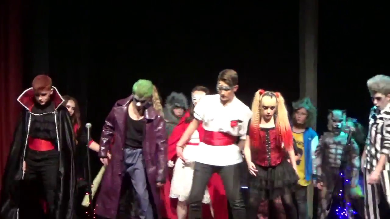 ' Calling All The Monsters 2 '  Musical theatre production by Shakespeare's Kids