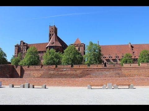 Замок Мальборк, Польша моими глазами! Архитектурные путешествия Антонченко Татьяны!