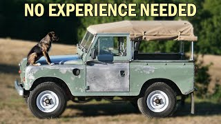 Restoring a Classic Land Rover