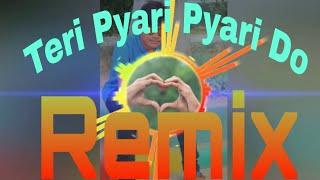 Teri Pyari Pyari Do Akhiyan Vibration Mix Hard Bass DJ Nikhil mix