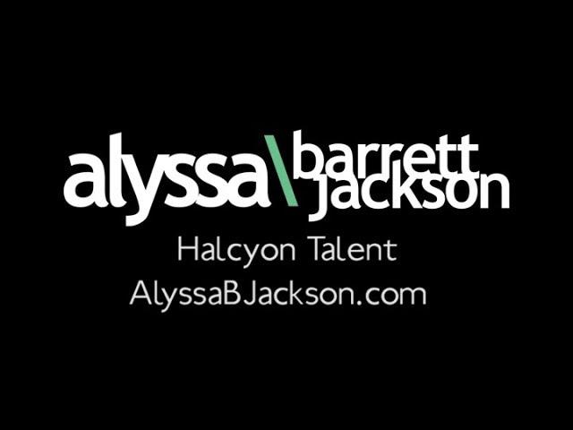 Alyssa Barrett Jackson - Reel