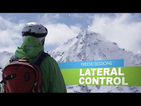 FREESKI SESSIONS - Lateral Control (Warren Smith Ski Academy)