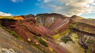 Mt. Tarawera Hike