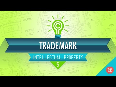 Trademarks and Avoiding Consumer Confusion: Crash Course Intellectual Property #5