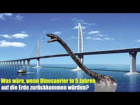 Dinosaurier kommen in 5 Jahren auf die Erde zurück