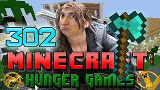 Minecraft: Hunger Games w/Mitch! Game 302 - I