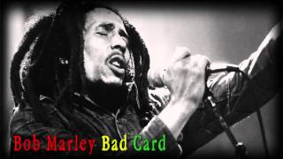 Bob Marley Bad Card(mp3+Download)