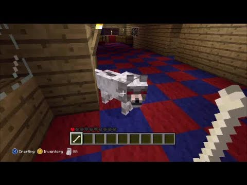 Fun things to do in minecraft xbox 360 get mauled by a wolf fun things to do in minecraft xbox 360 get mauled by a wolf youtube ccuart Gallery