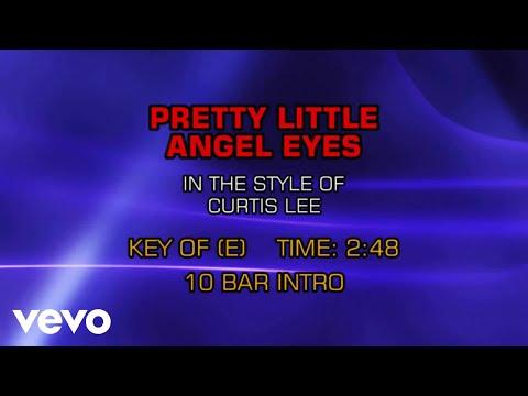 Curtis Lee - Pretty Little Angel Eyes (Karaoke)