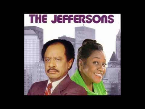 The Jeffersons - MOVIN' ON UP - Closing Theme (Full)