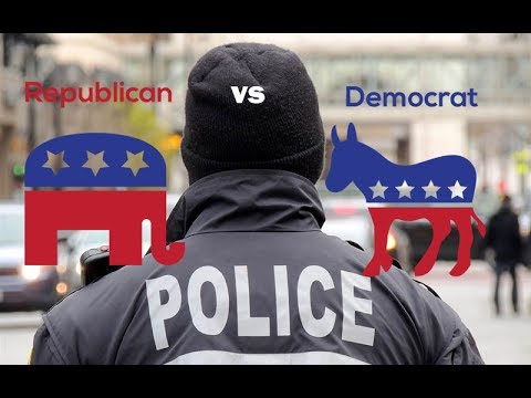 Republican Cops - Are Most Cops Republican And, If So, Why? LEO Round Table episode 282