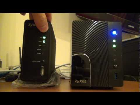 Repeat NAS fan noise : ZyXEL NSA 325 v2 by Tech That