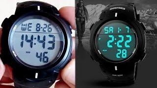 Водонепроницаемые часы SKMEI 1068 через полгода использования + новые возможности(Нашёл спортивные водонепроницаемые электронные часы SKMEI 1068 часы дешевле тут: http://ali.pub/p4cu1 или http://ali.pub/gasmr..., 2015-08-26T16:53:40.000Z)
