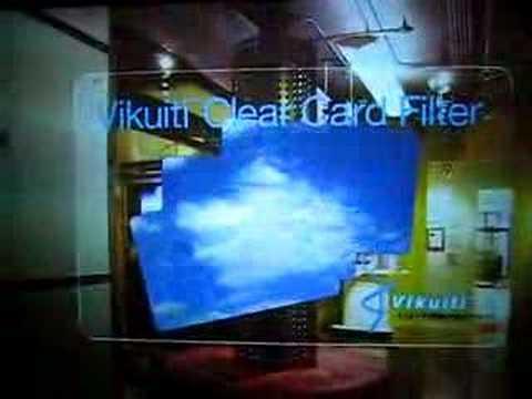 3m Vikuiti Rear Projection Film Youtube