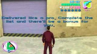 Gta Vice City Asset Mission - Car Collection List 2