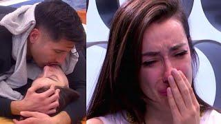 El gran escándalo de Adara y Gianmarco a Hugo Sierra en GH VIP de telecinco  y expulsión de Noemí