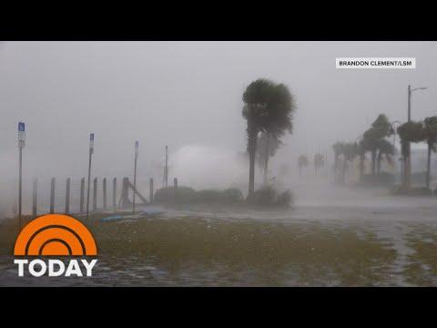 Hurricane Sally Makes Landfall, Bringing Threat Of Historic Flooding | TODAY