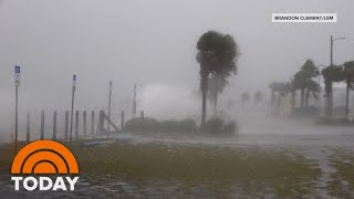 Hurricane Sally Makes Landfall, Bringing Threat Of Historic Flooding | TODAY