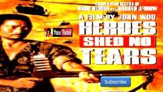 A HERO SHED NO TEARS (1986) - HD Trailer (Badass WAR movie) restored version **JOHN WOO**