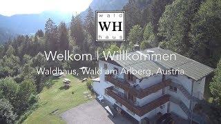 Waldhaus Wald am Arlberg Austria