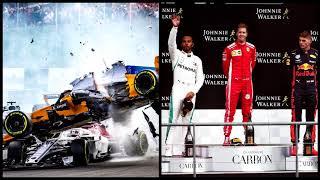 Защита Сироткина и папы Стролла, Боттас лучший вторикелла (Гран-При Бельгии 2018 Формула-1)