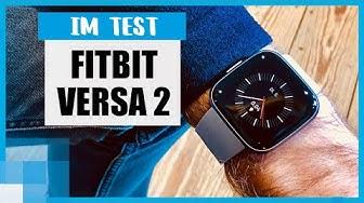 FITBIT VERSA 2 im Test: Das musst du über die Smartwatch wissen ⌚️(2019, deutsch)