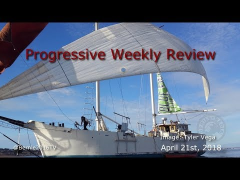 Progressive Weekly Review with Markus, Laura & John - April 21st, 2018
