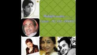 Aate Aate Aa Gaye Paas Hum - Alka & Babul Supriyo Karaoke - Chori Chori