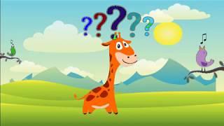 Rosomaki - Kto żyrafie szyję myje