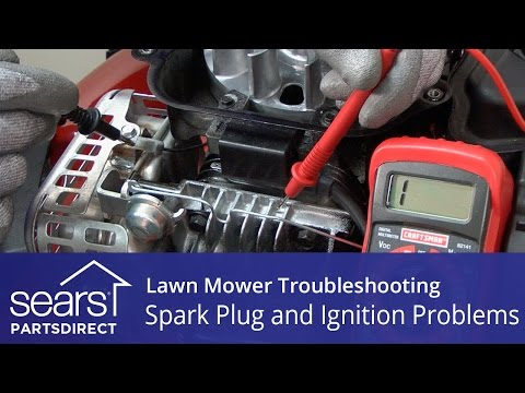 Briggs And Stratton No Spark Troubleshoot