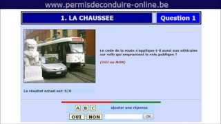 PERMIS DE CONDUIRE B - METHODE D'APPRENTISSAGE