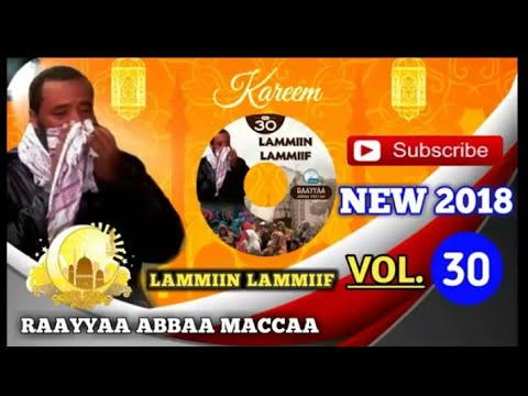 New Raayyaa/ New nasheed of Raya Aba maca. 18 May 2018