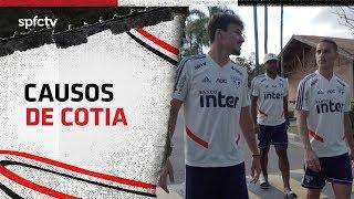 CAUSOS DE COTIA | SPFCTV