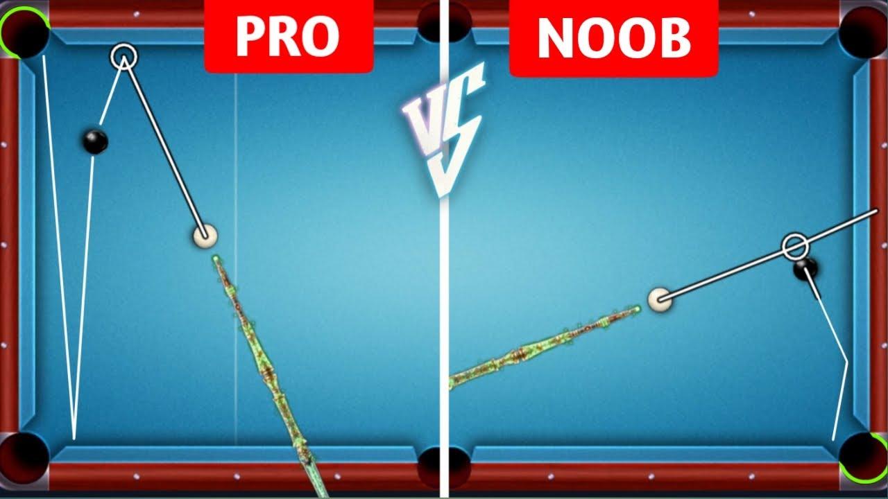 8 Ball Pool - PRO vs NOOB (Gameplay)