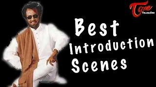 Superstar Rajinikanth Best Introduction Scenes