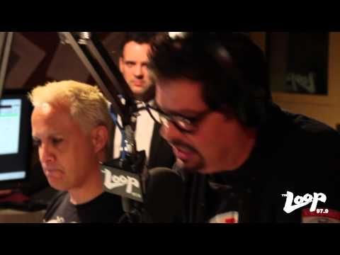 Mancow Returns on 97.9 The Loop