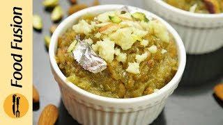 Lauki ka Halwa -  Bottle Gourd Halwa Recipe By Food Fusion