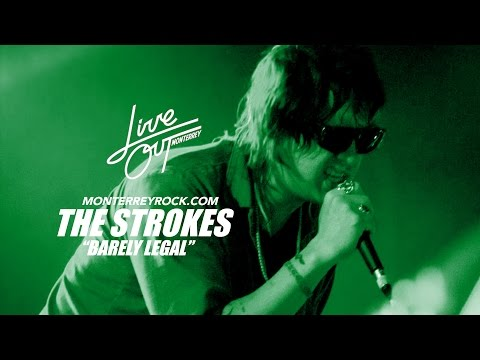 The Strokes - Barely Legal - Live Out 2015