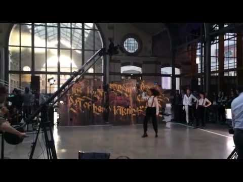 Phonotonic & Just4ladies! - Interactive musical and dance performance - CENTQUATRE - R.Style