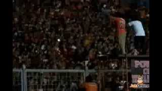 The Jakmania In Action At SUGBK | Match Persija (1) Vs (0) Persita 12-03-2014