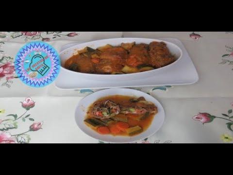 rollitos de carne de res  , las recetas de anita