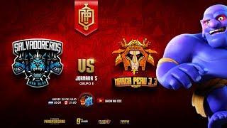 Vuelve Torneo Panamericano con la Jornada 5 | Clash of Clans