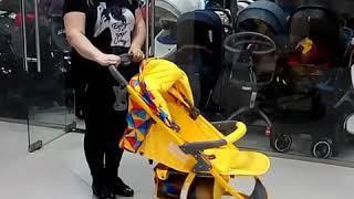 Лучшая прогулочная коляска