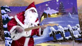 I wish it could be Christmas - Wizzard - Instrumental cover by Dave Monk.