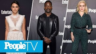 EW & People's 2019 Upfronts Red Carpet: Check Out All The Celebrity Arrivals | PeopleTV